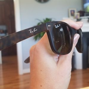 Rah-Ban New Wayfarer Sunglasses